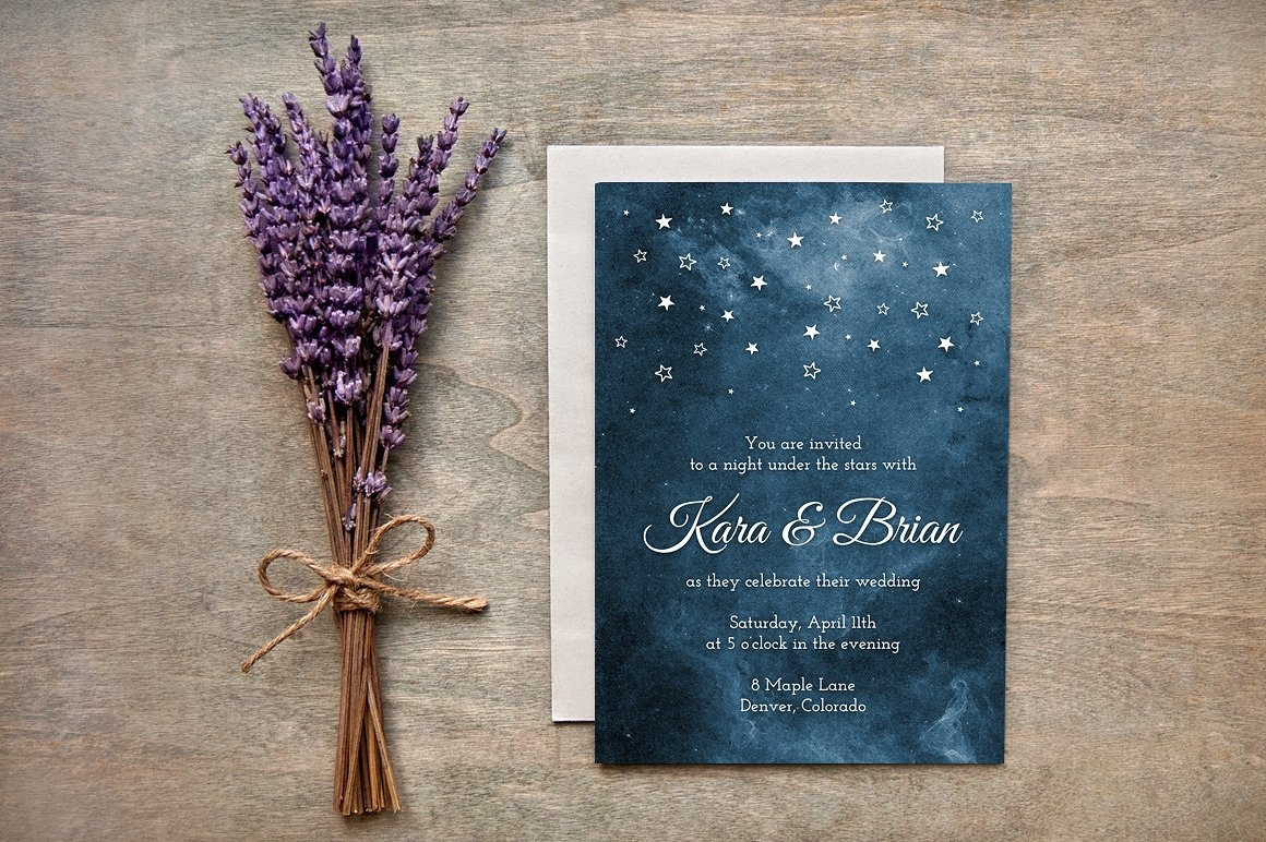 sample creative invitations