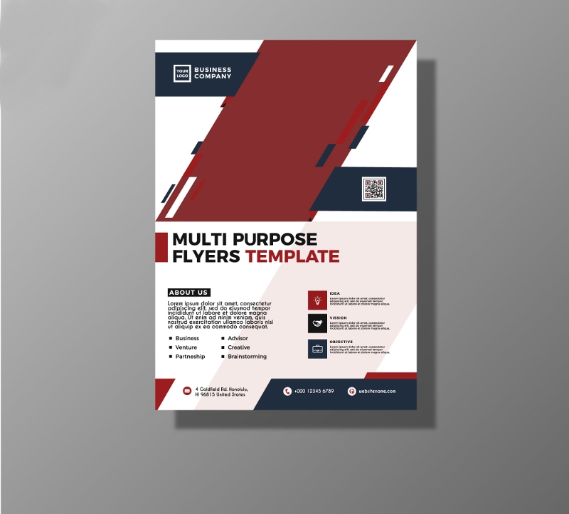 simple multipurpose flyer template1