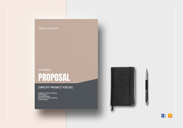 technical proposal template1
