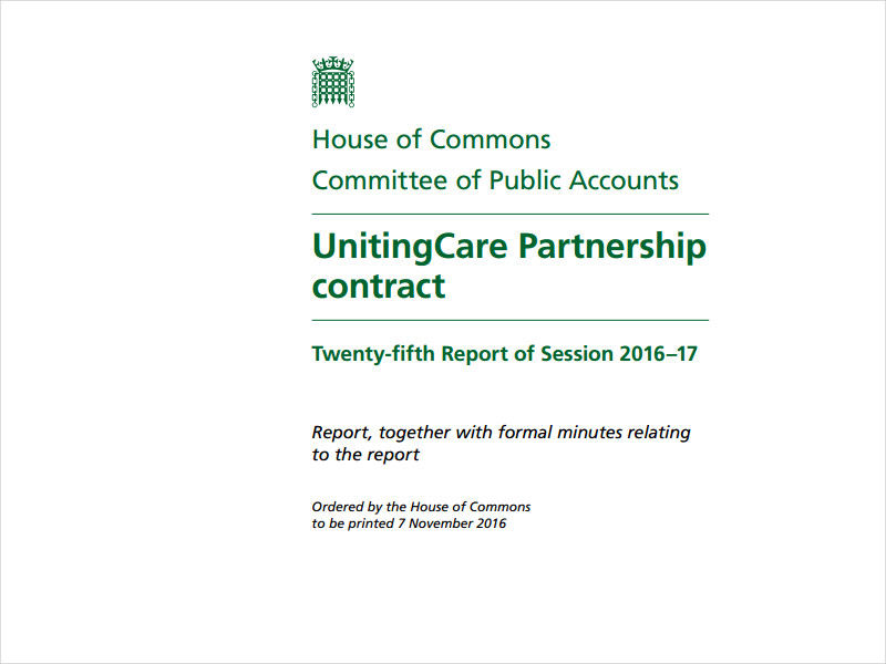 unitingcare partnership contract
