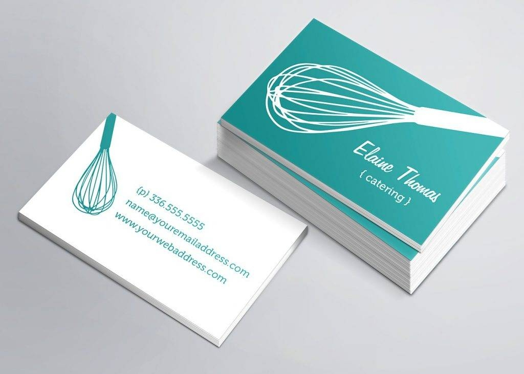 whisk business card