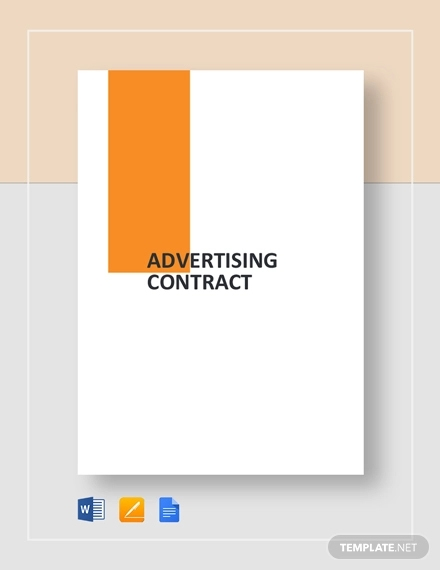 advertising contract1