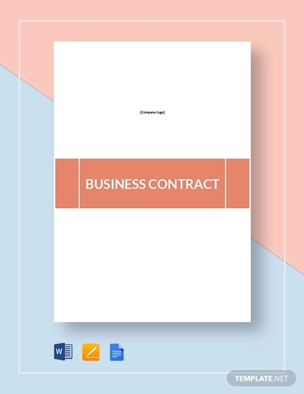 business contract1