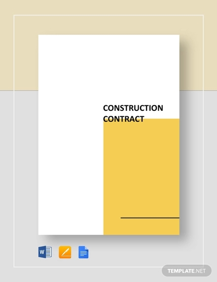construction contract1