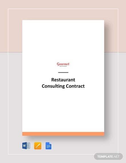 restaurant consulting