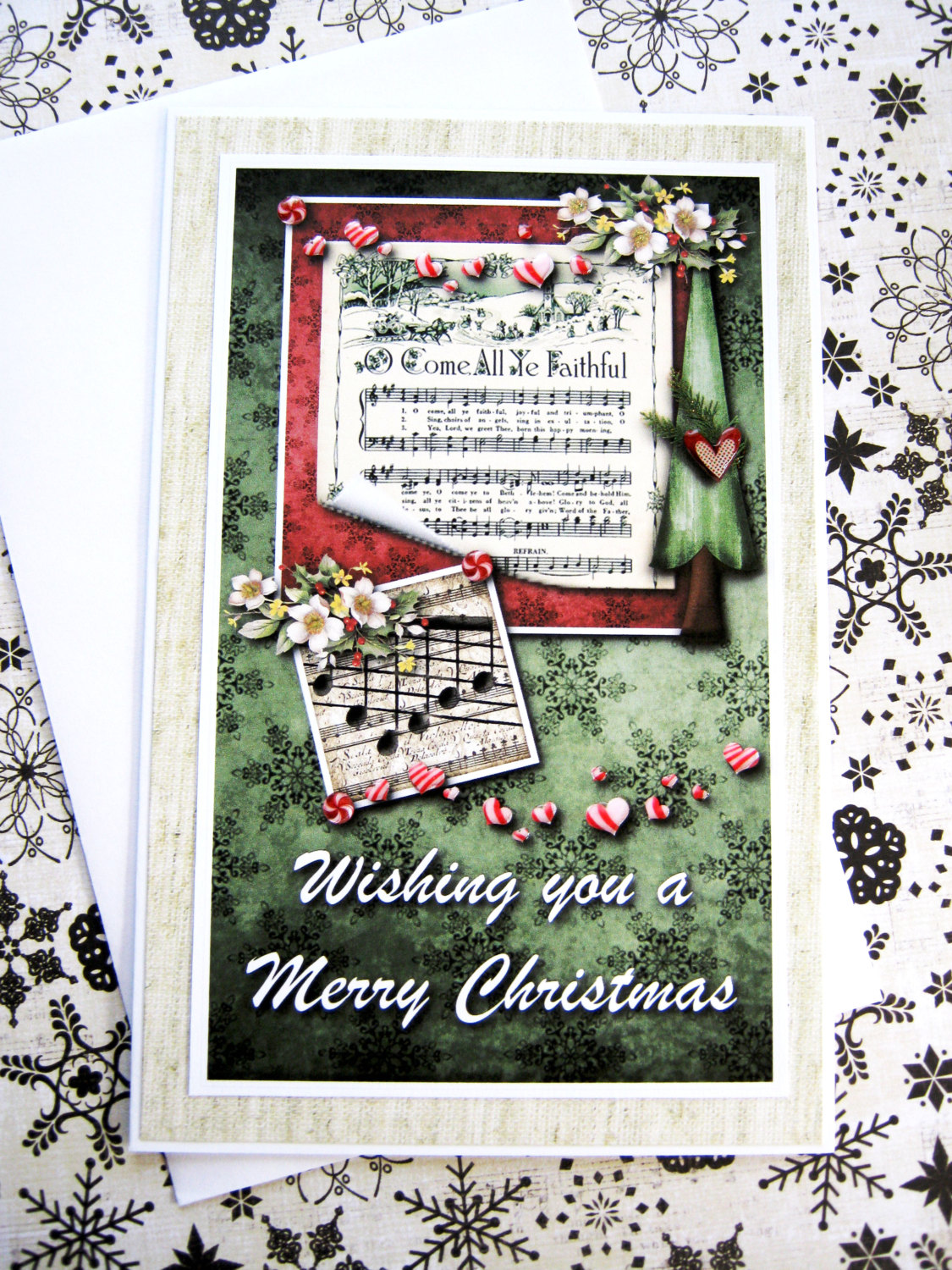 14 Musical Greeting Card Examples Designs Psd Ai