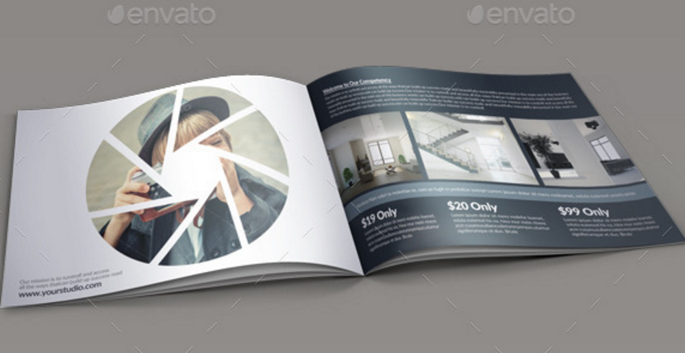 business catalog portfolio