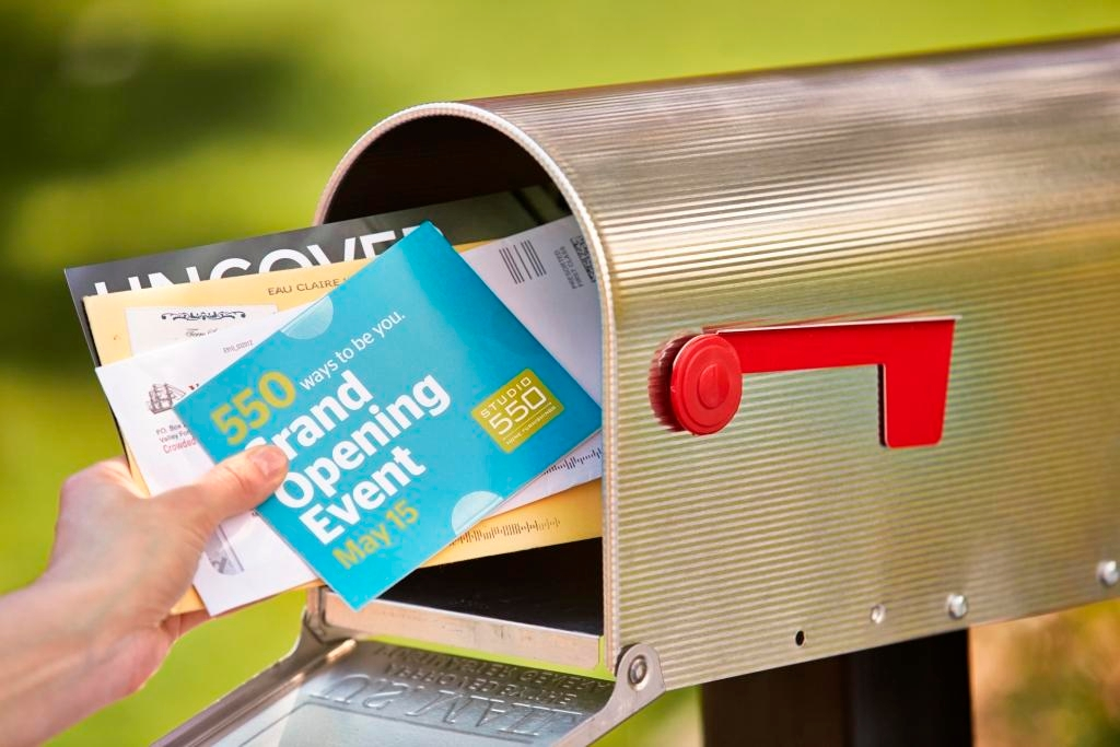 campaigning through direct mail