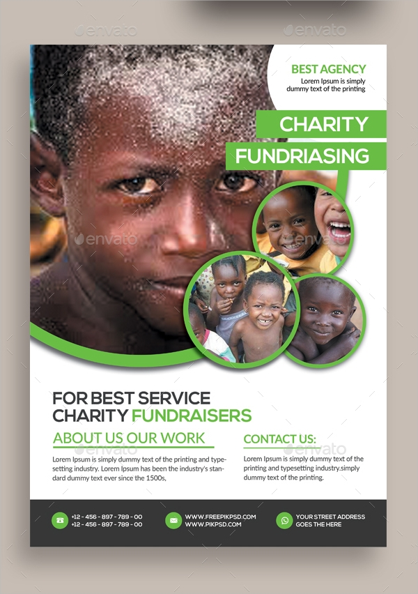 charity donation flyer1