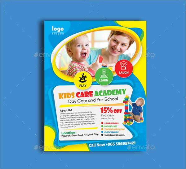 kids care flyer1