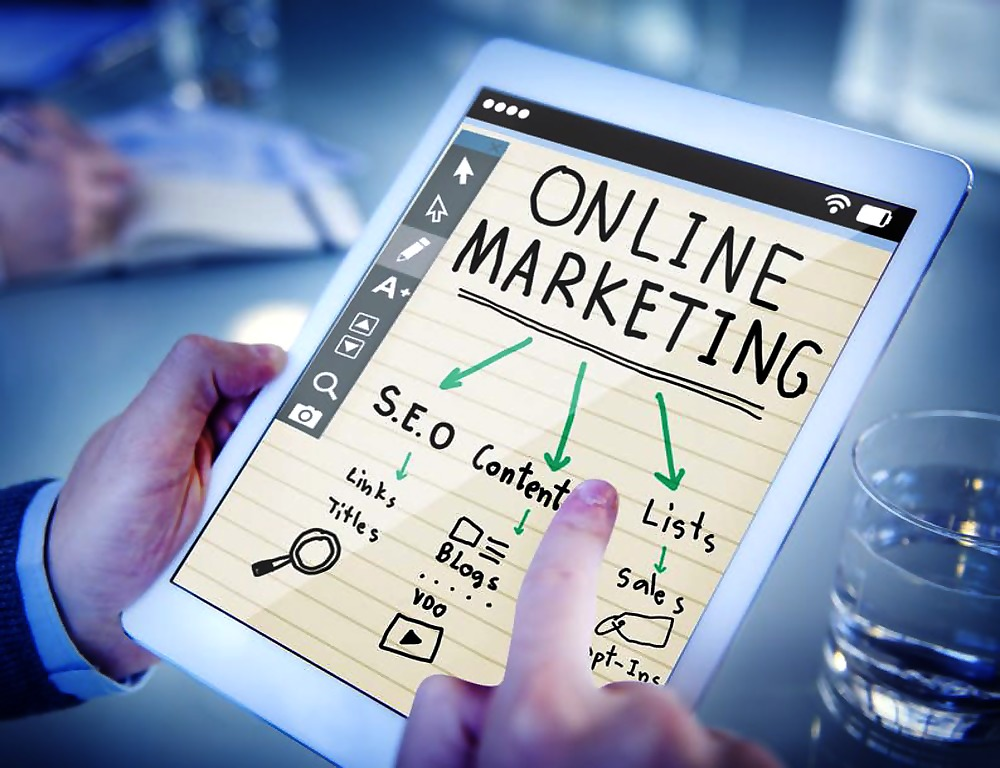 make the most out of social media and online marketing