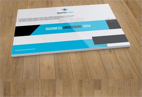 minimalist business catalog