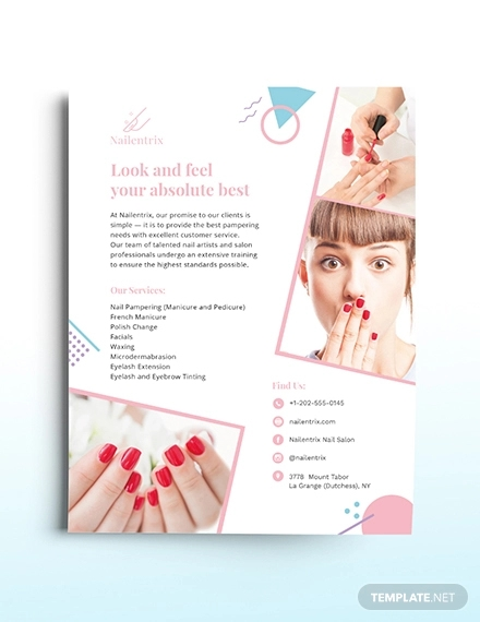 modern nail