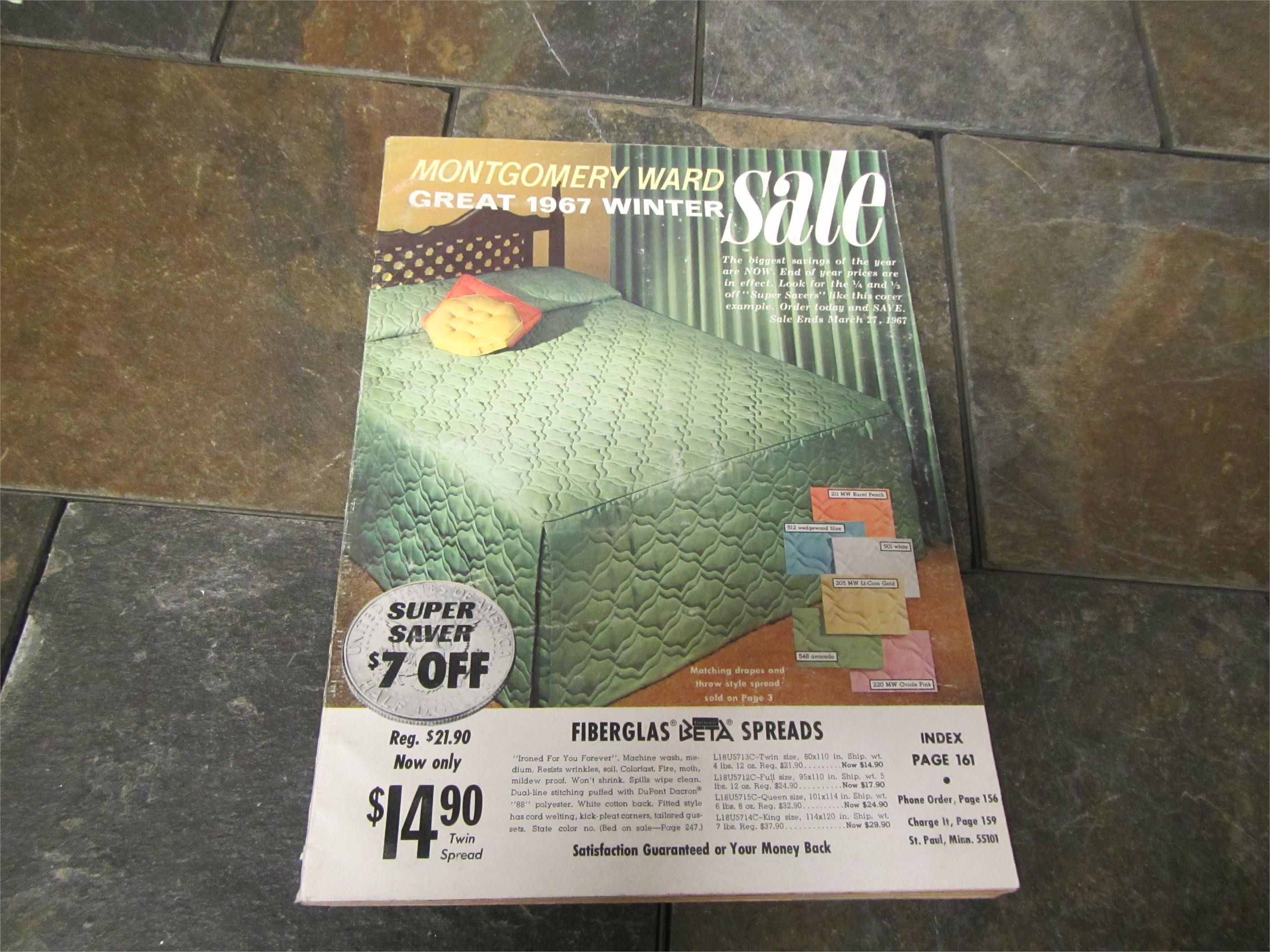 montgomery ward winter sale catalog