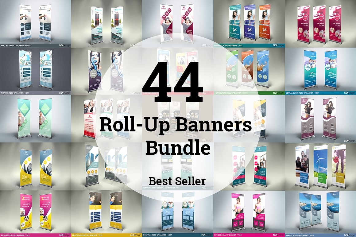 pop up banner bundle