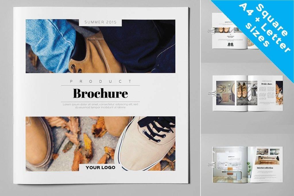 product brochure catalog