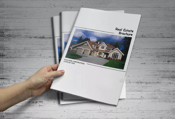 real estate catalog bundle template
