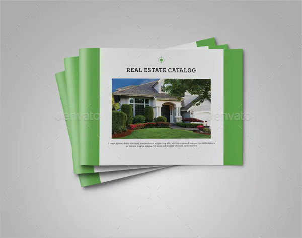 real estate catalog
