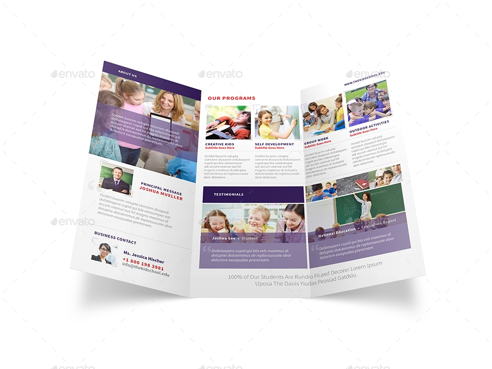 school print bundle