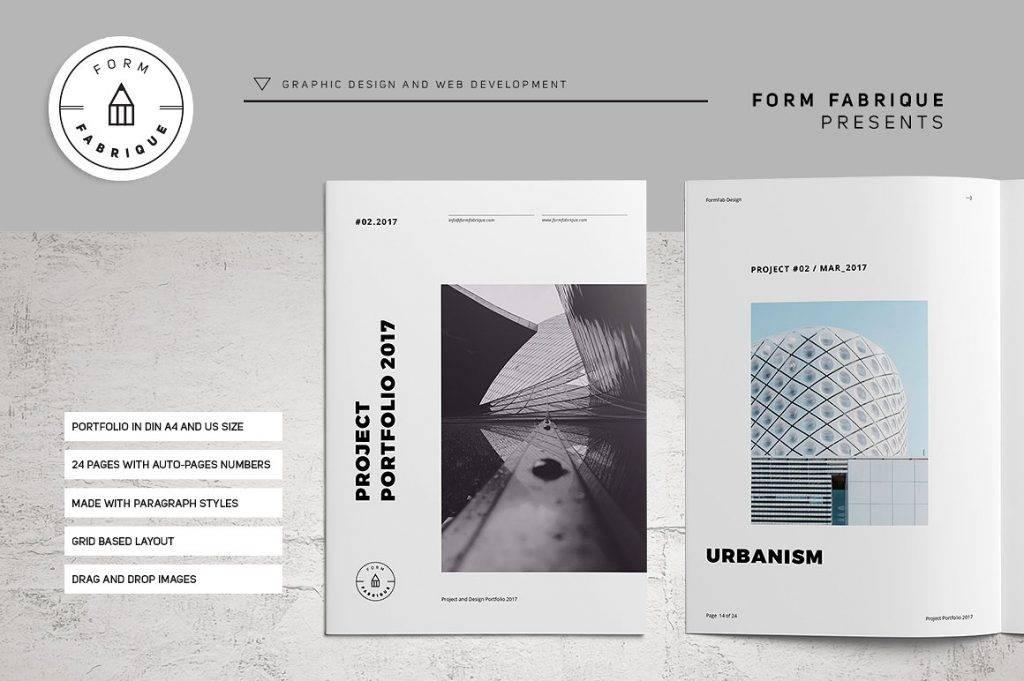 studio portfolio catalog