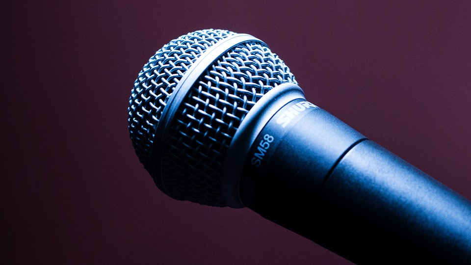 microphone 1716069