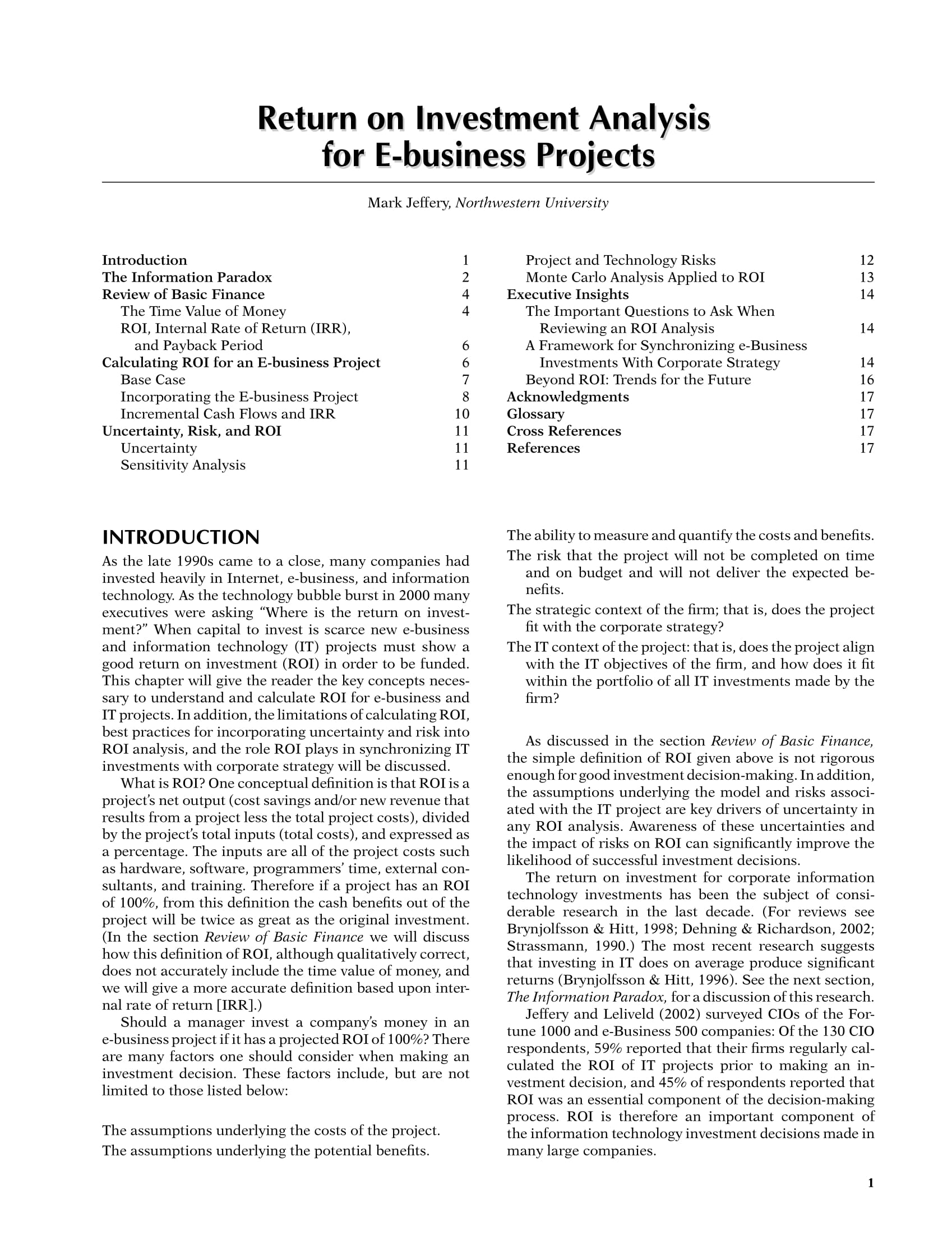 10 Project Analysis Examples Pdf Docs Pages Examples