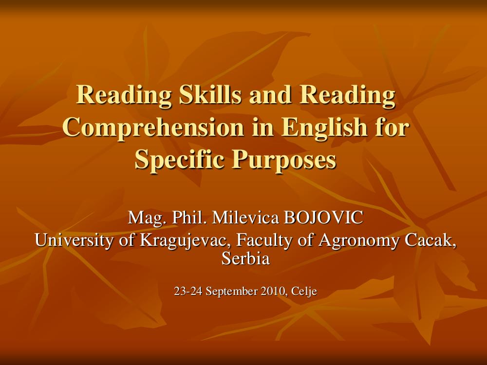 4 Reading Prehension Worksheet Examples In PDF