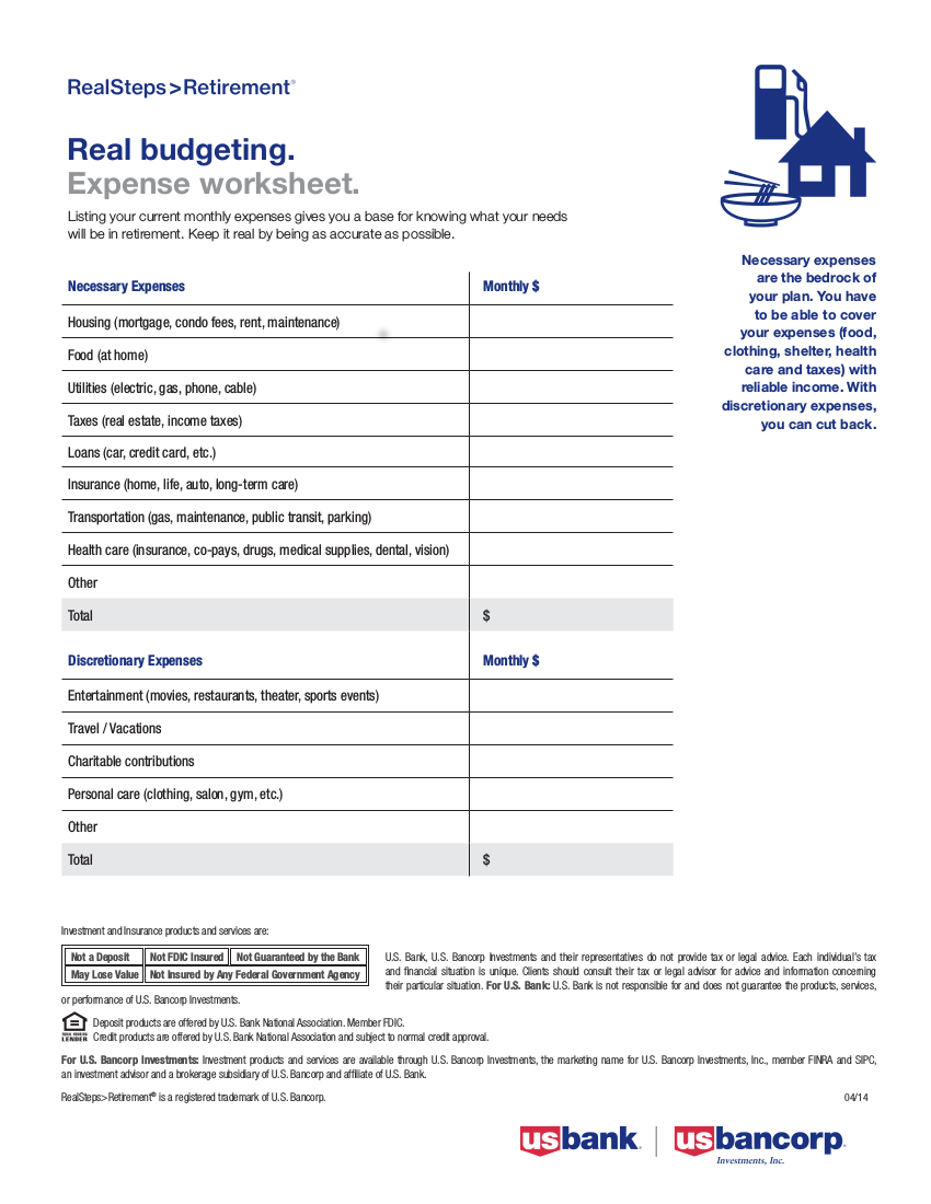9 Expense Worksheet Examples In Pdf Examples