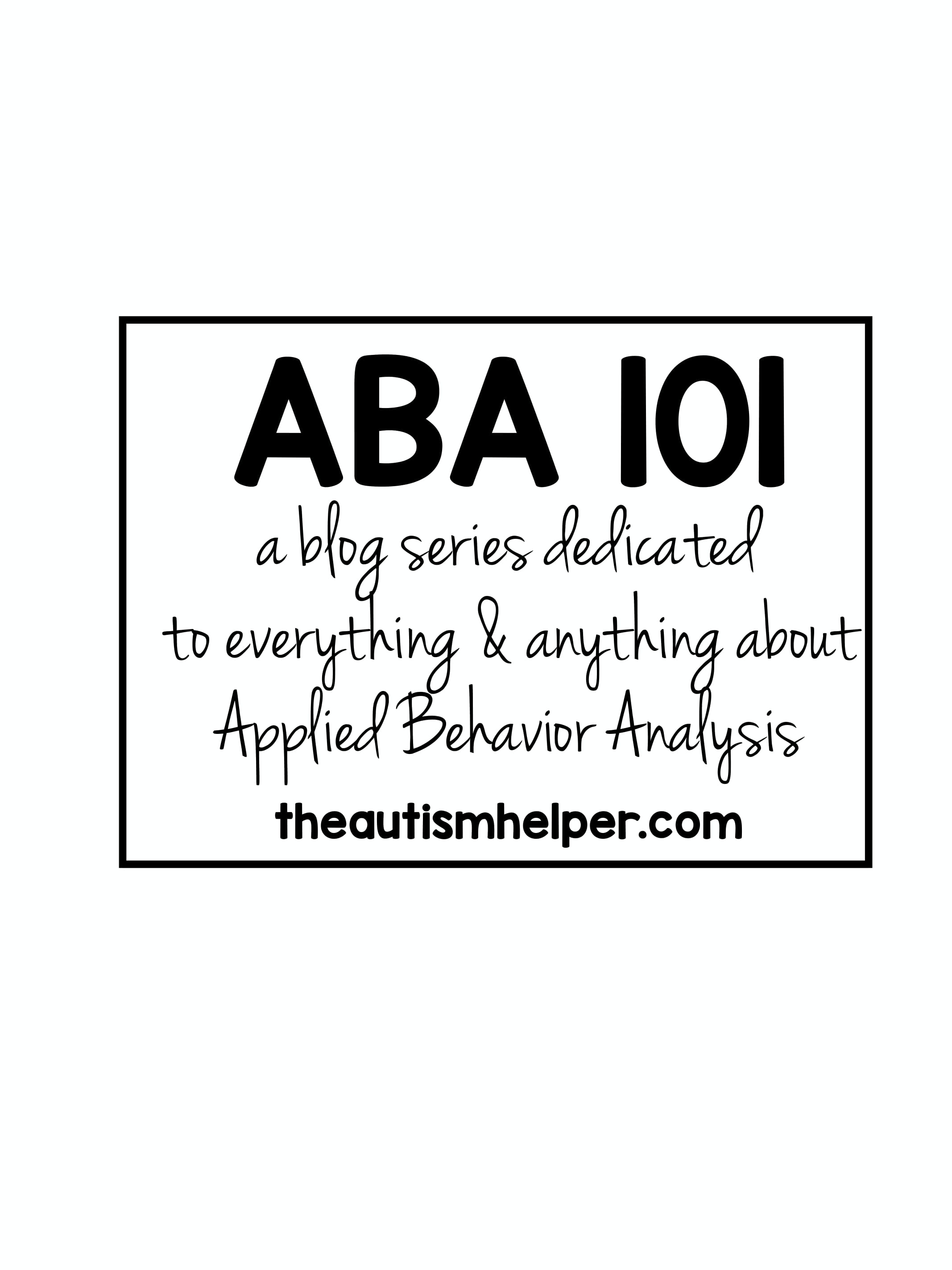 aba 101 handouts the autism helper 01
