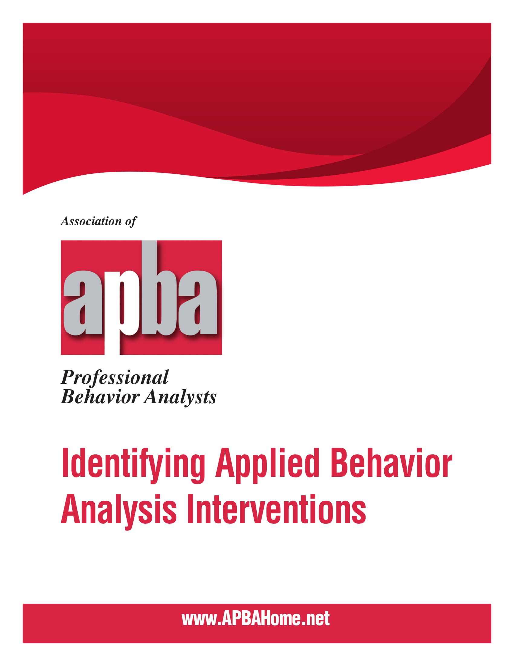 apba 2017 white paper identifying aba interventions1 01
