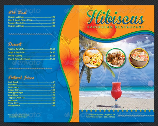 14 Takeaway Menu Designs And Examples Psd Ai Examples