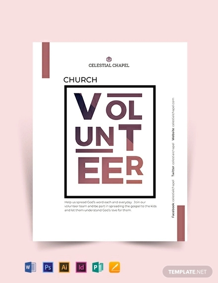 church volunteer