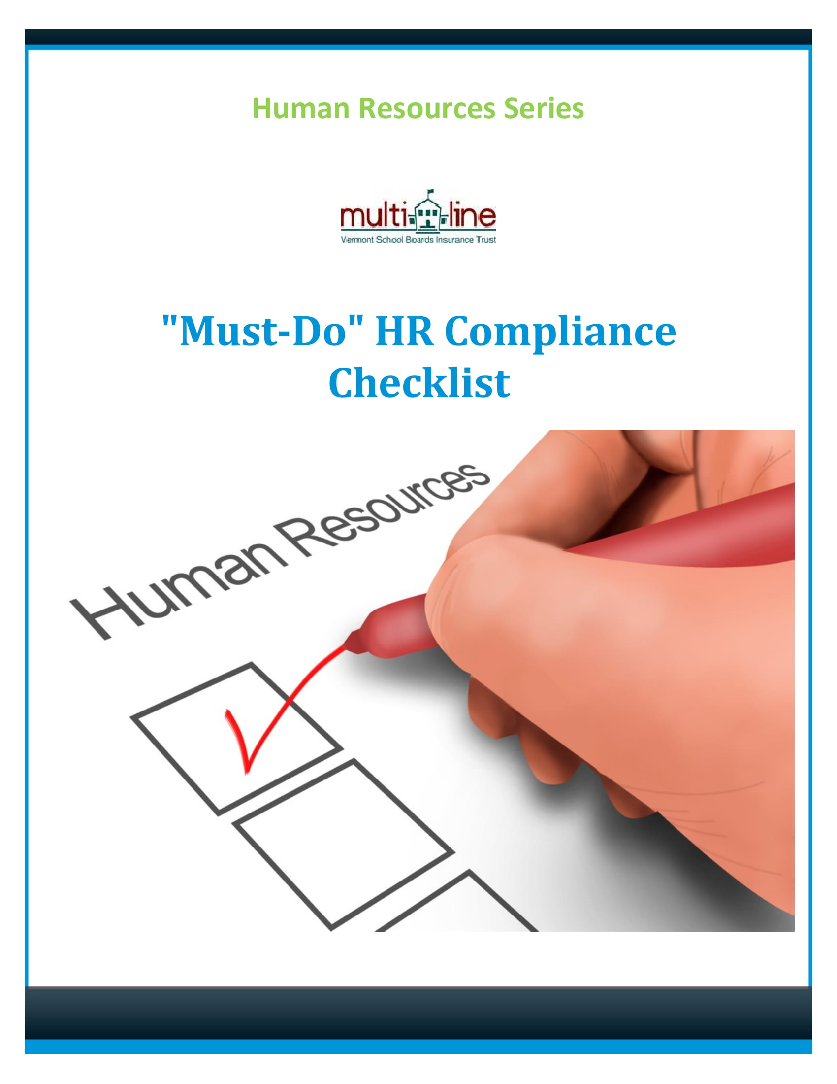 must do hr checklist 1