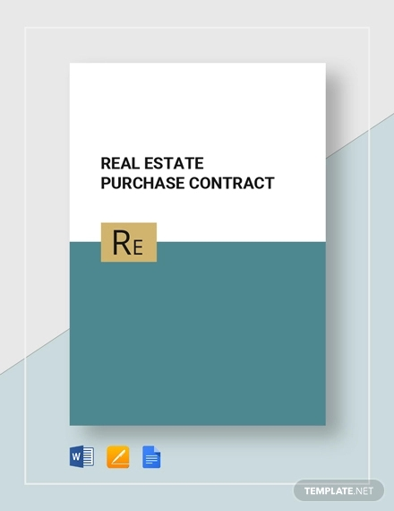 real estate purchase contract5