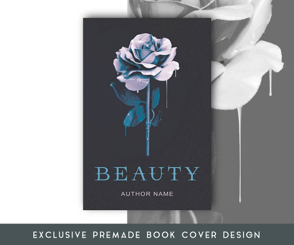 rose book cover design