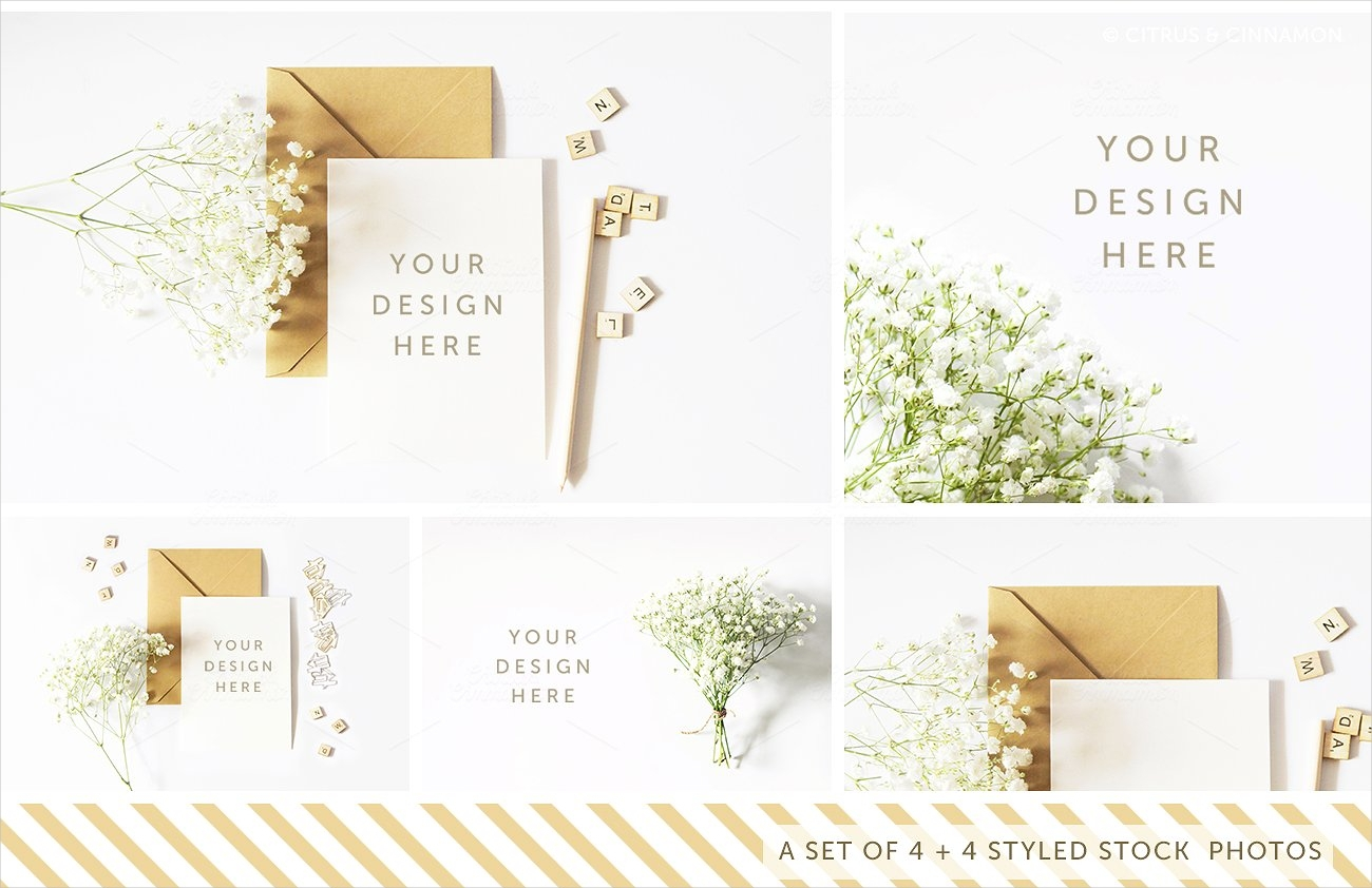 rustic styled stock photography pack