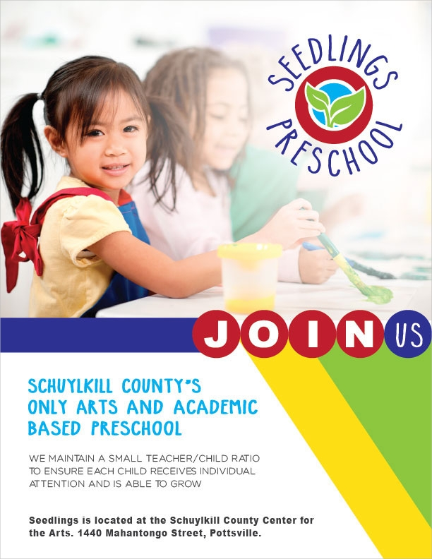 seddlings preschool flyer