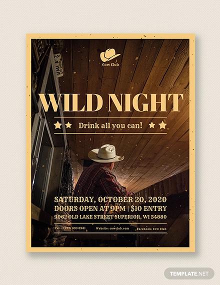 western night flyer