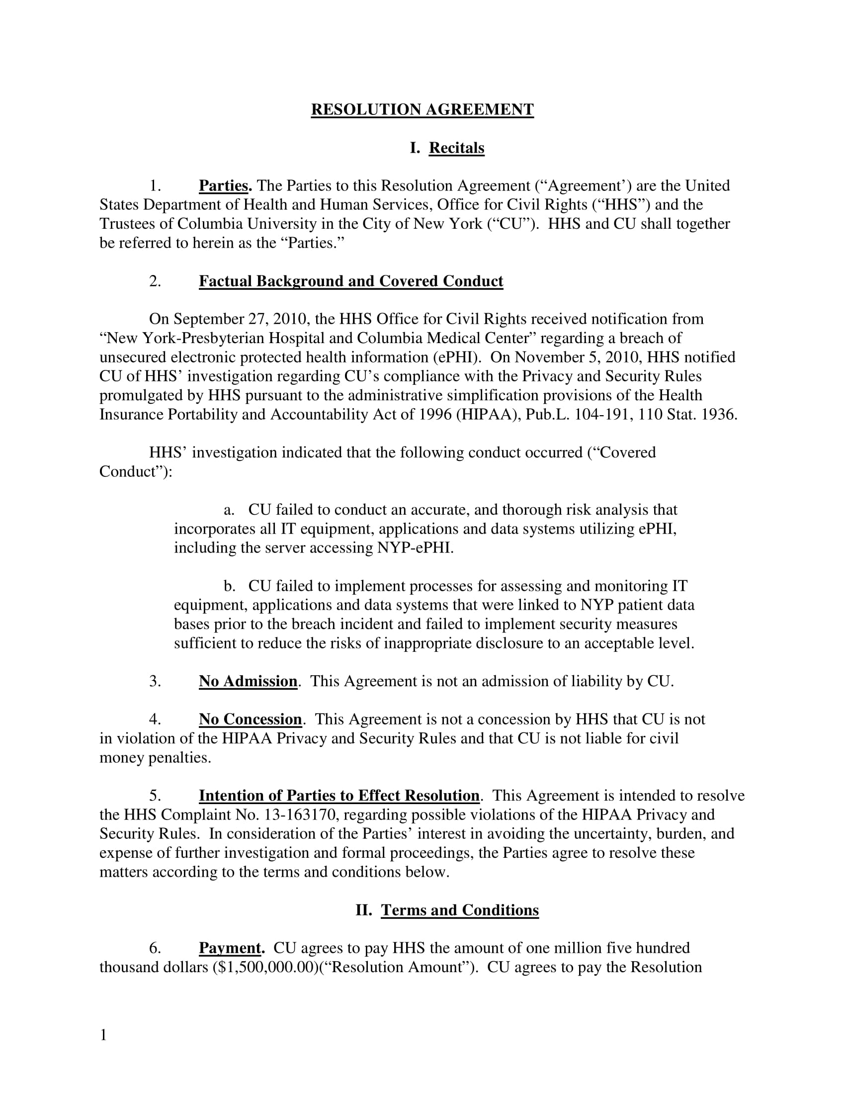 columbia university resolution agreement 01