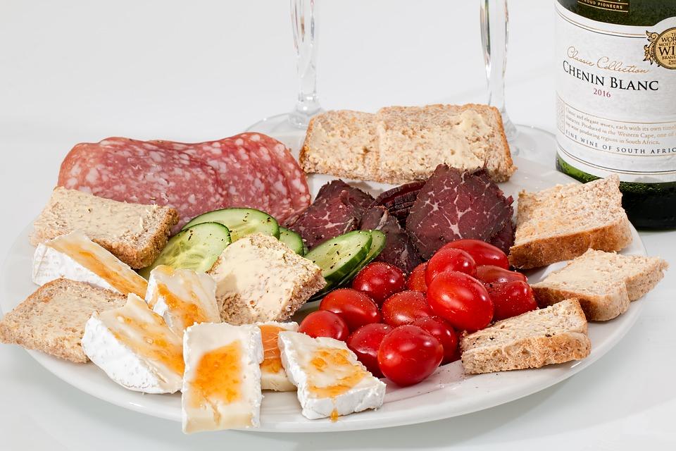 food platter 2175326