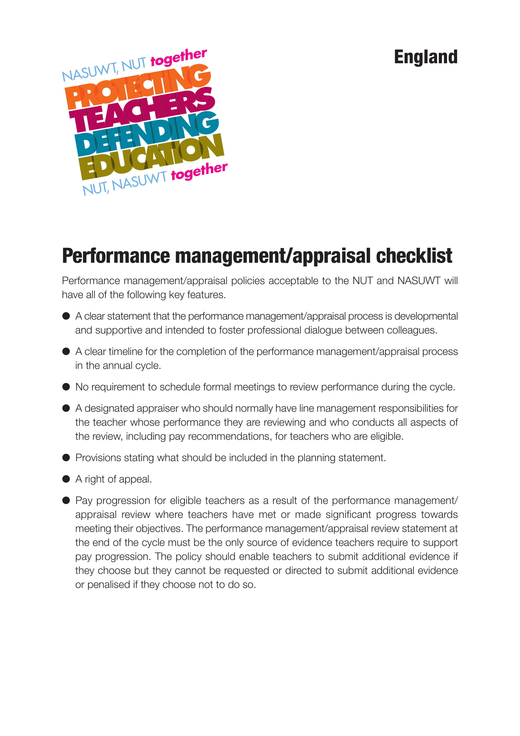 joint appraisal checklist eng 8363 1