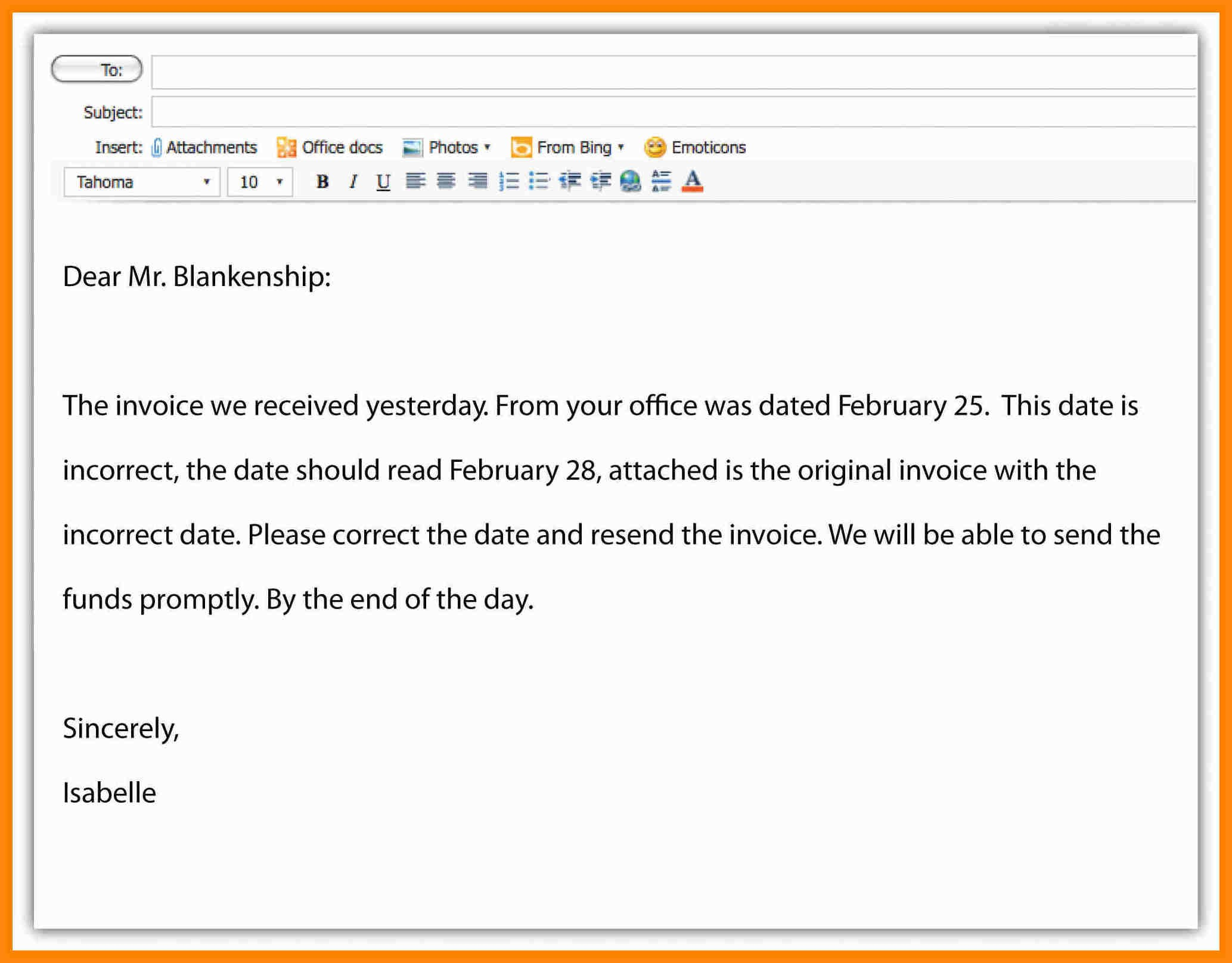 professional email writing samples copy 8 how to write professional emails of professional email writing samples