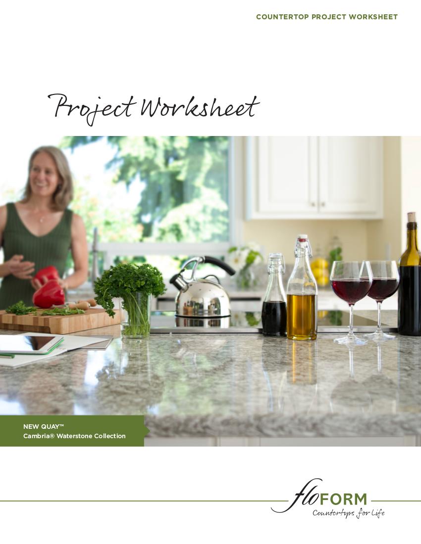 10project worksheet