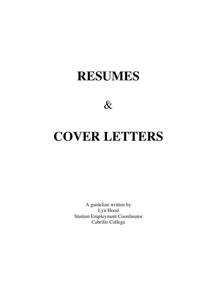 19 resume