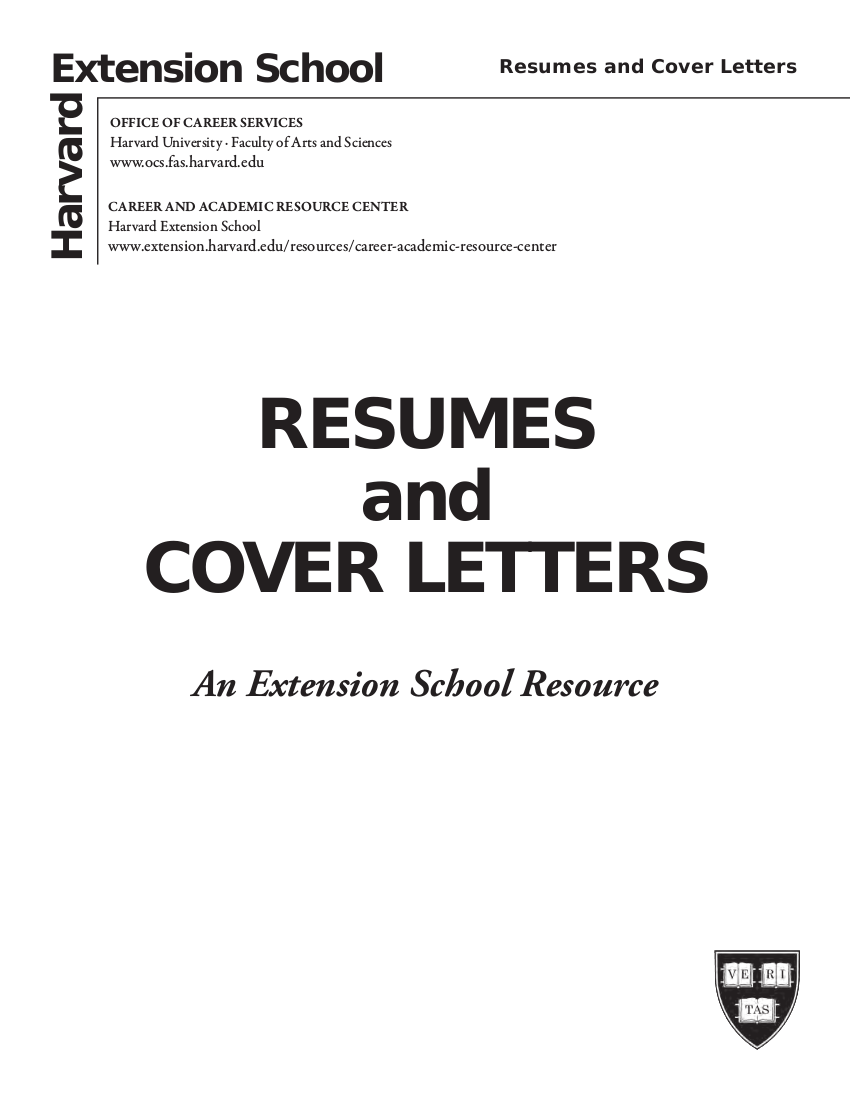 24 hes resume cover letter guide