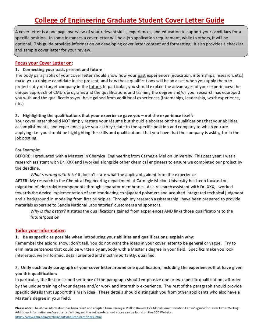 37+ Job Application Letter Examples - PDF | Examples