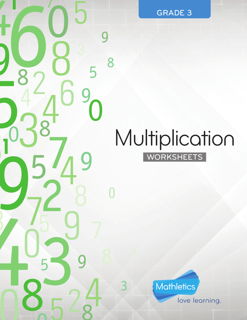 4multiplication worksheets