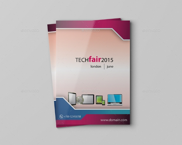 a3 bifold technology brochure