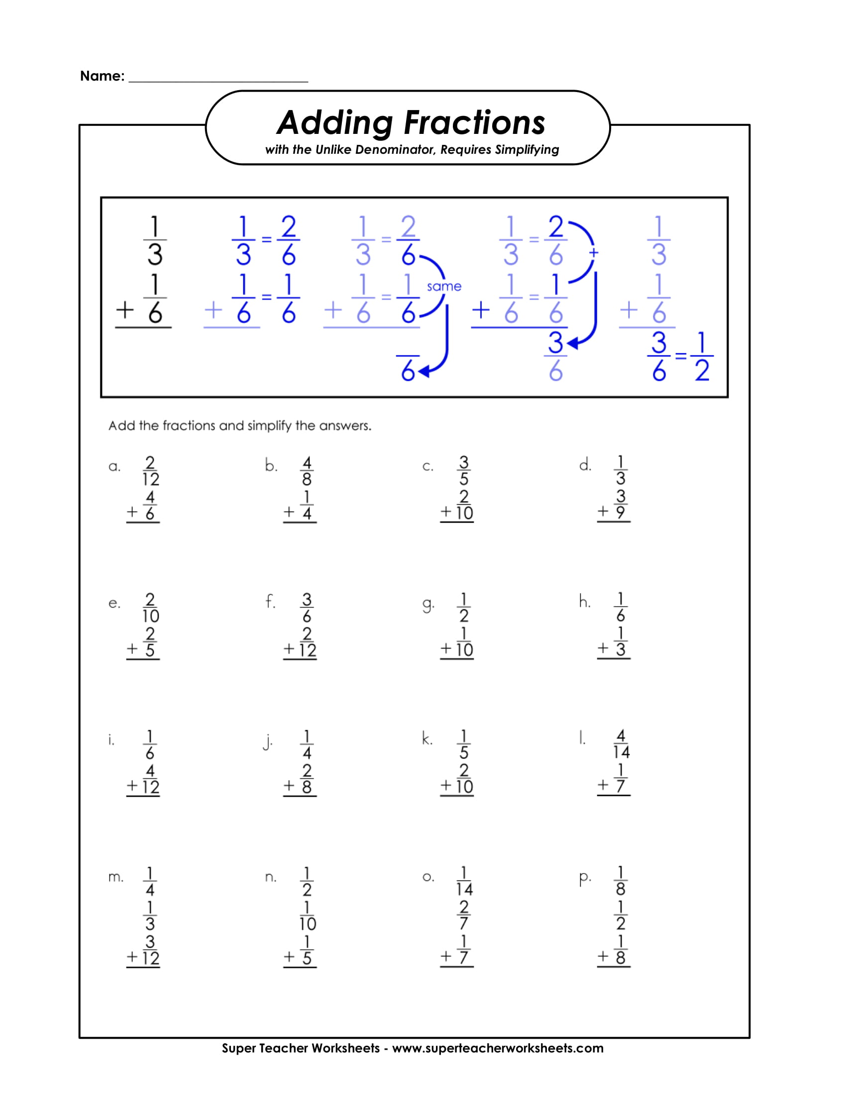 Super Teacher Worksheets Fractions Of Groups - SAOWEN