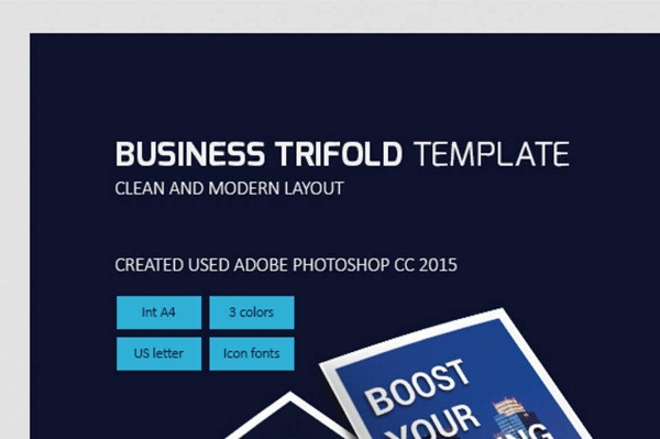 buy 1 get free 1 trifold brochure